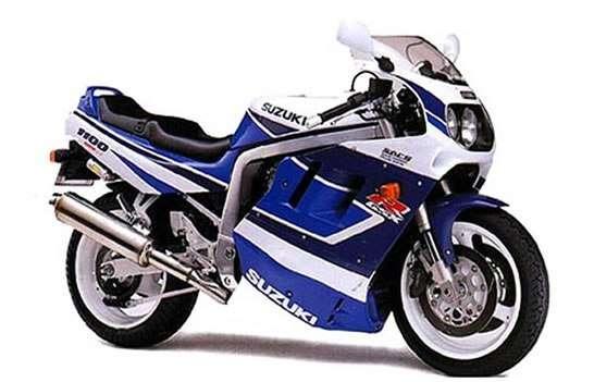 GSX-R1100 油冷
