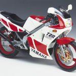 2サイクルレーサーレプリカの一翼『YAMAHA TZR250』