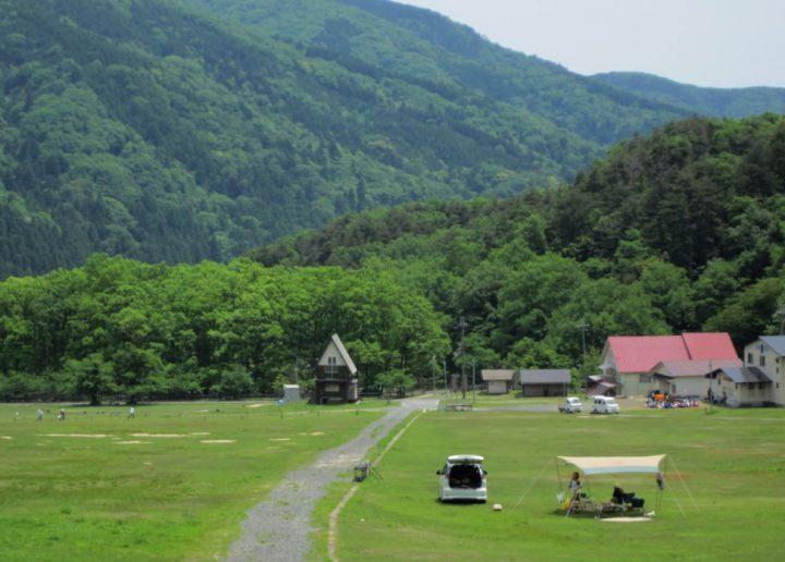 マキノ高原キャンプ場