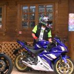 WR'S ダブルアールズサウンドを聞け 2015 ヤマハR125 新型スポーツバイク R125 2015 YZF-R125 YZF-125 Yamaha R125 YAMAHA