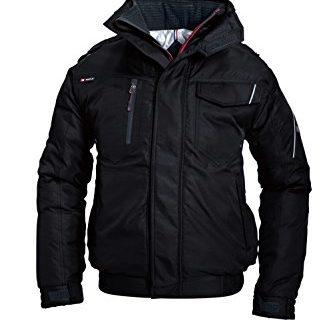 BURTLE バートル  防寒ジャケット(秋冬用)  7210 ブラック    3L