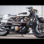 2019-2022 new Harley-Davidson Adventure Streetfighter Custom & Electric concepts photos & details