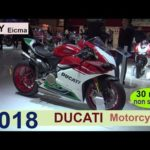 The Ducati 2018 Motorcycles – Show Room Italy